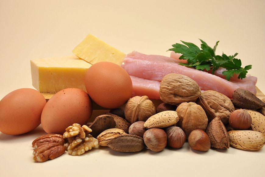 Proteinowe posiłki