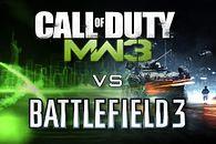 Battlefield 3 vs Modern Warfare 3 - kto zdobył polski rynek?