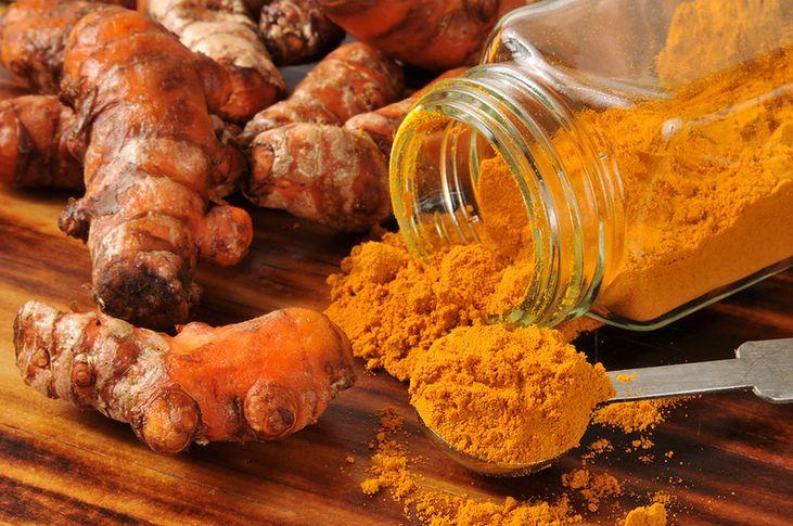 Jedzenie, które pomoże ci walczyć z zapaleniem