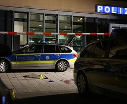 Niemcy. Nożownik zaatakował policjantów. Funkcjonariusze otworzyli ogień