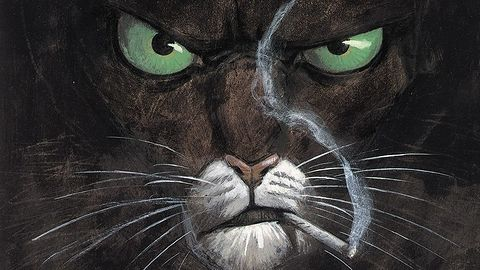 Blacksad: Under the Skin - gra detektywistyczna na podstawie komiksu