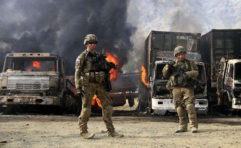 Żołnierze USA zdradzili lokalizację tajnych baz. Bo używali popularnej aplikacji