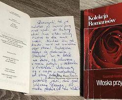 """""""Do trumny proszę mnie ubrać w kolor różowy"""". Napisała pożegnalny list w książce"""