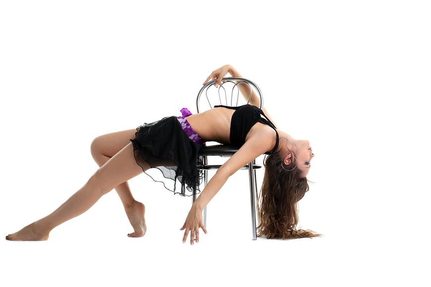 Taniec z krzesłem