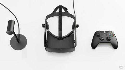 Oculus Rift zalicza bardzo duże opóźnienia w dostawach