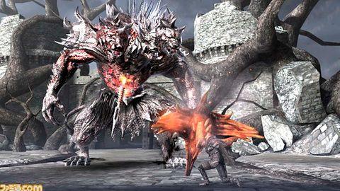 Soul Sacrifice nabiera kształtów, a kształty ma dzikie - jak to w japońskim fantasy