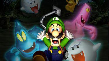 Luigi's Mansion w rzeczy samej może być powodem odkurzenia 3DS-ów