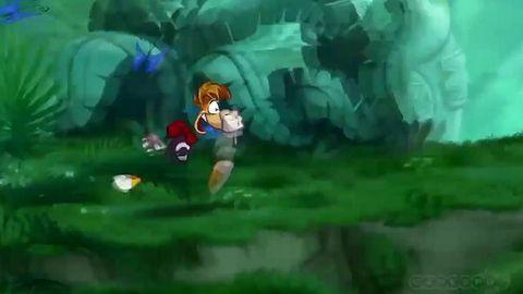 Rayman Origins: jej, jak to bajecznie wygląda
