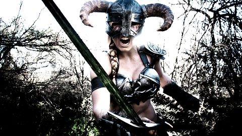 Seksowna strona Skyrim [Cosplay]