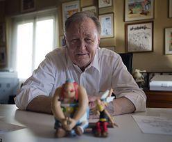 Zmarł Albert Uderzo. Twórca Asteriksa i Obeliksa miał 92 lata