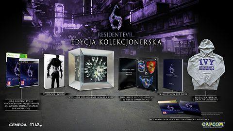 600 zł za edycję kolekcjonerską Resident Evil 6. Warto, nie warto?