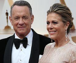 Koronawirus. Tom Hanks i Rita Wilson opuścili szpital