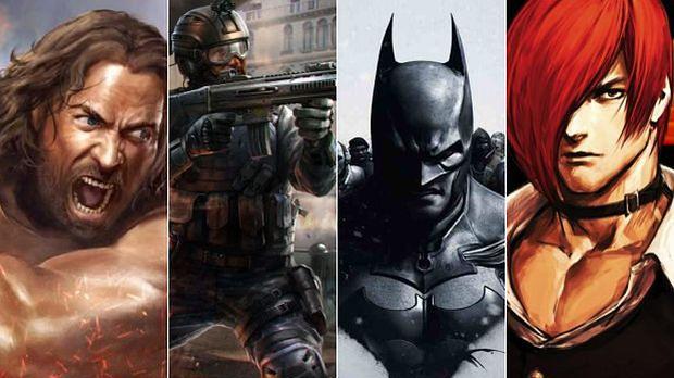 Modern Combat 5, Batman: Arkham Origins i... Ministerstwo Głupich Kroków [NAJLEPSZE LIPCOWE PREMIERY NA ANDROIDA I IOS]