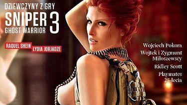 Tonący cycków się chwyta. Dziewczyny ze Sniper Ghost Warrior 3 w Playboyu