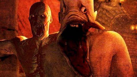 Rozchodniaczek: Horror, horror i jeszcze trochę horroru