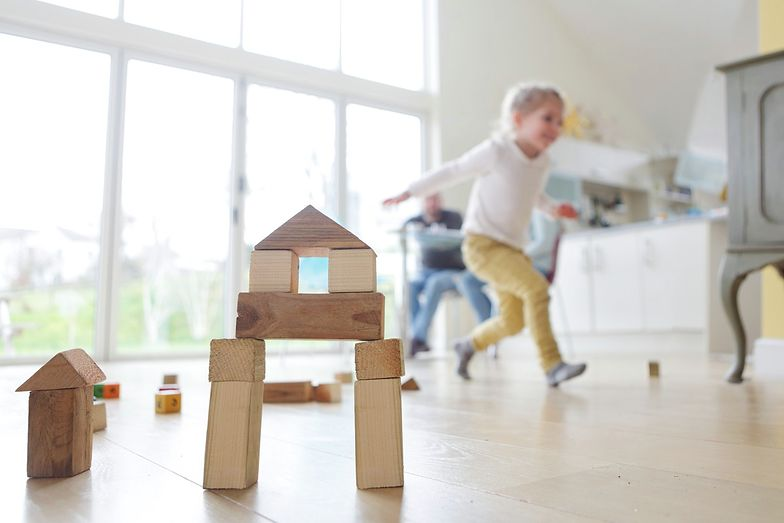Pomysły na zabawy z dziećmi podczas kwarantanny.