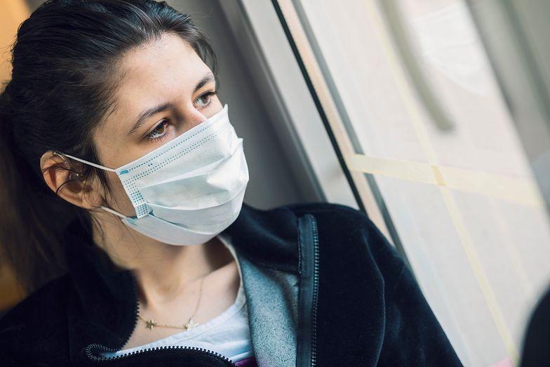 Koronawirus zagrożeniem dla zdrowia psychicznego