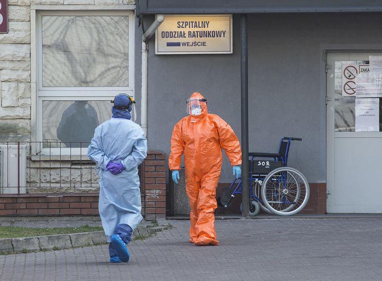 W Domu Pomocy Społecznej w Jakubowicach wykryto już 30 przypadków koronawirusa