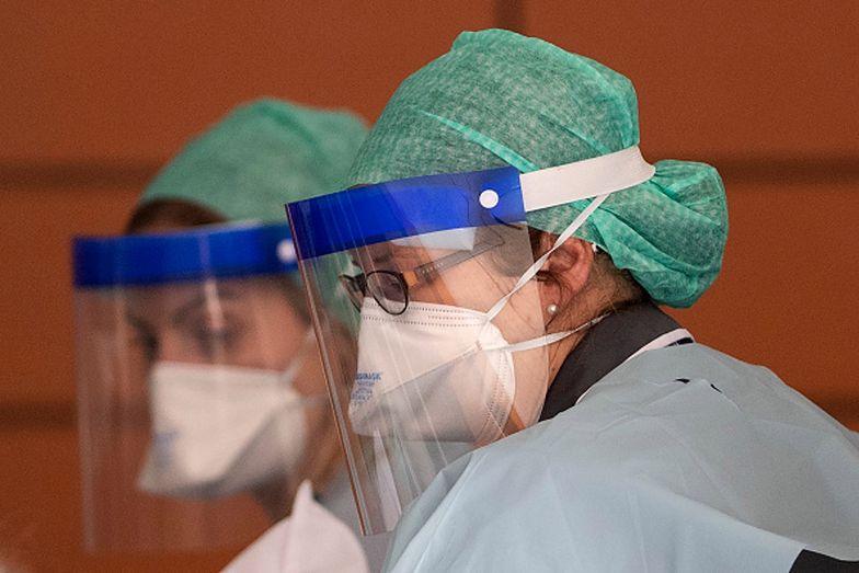 Koronawirus: brakuje sprzętu ochronnego dla brytyjskich lekarzy