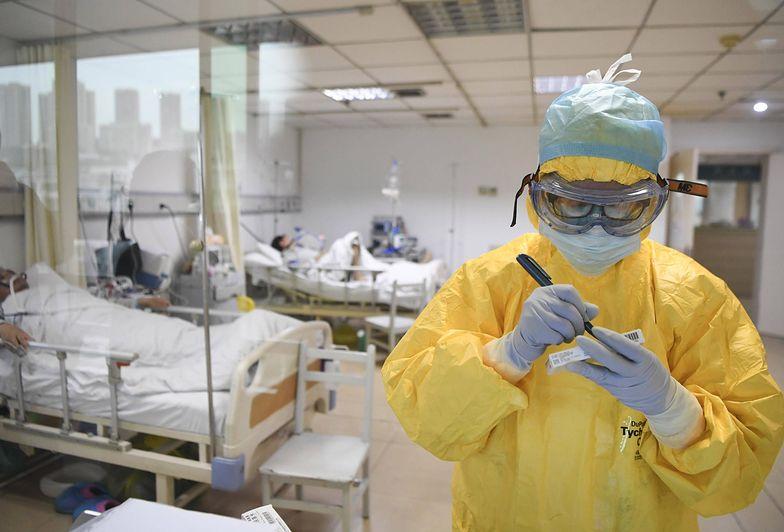 Szpitale izolują chorych na koronawirusa
