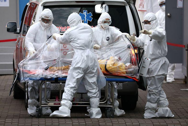 Ponowne zakażenia koronawirusem w Korei Południowej