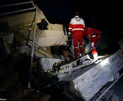 Trzęsienie ziemi w Iranie i Iraku. Wzrosła liczba ofiar