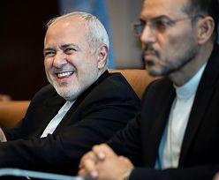 """Iran kpi z Donalda Trumpa. """"Za dużo słów?"""""""