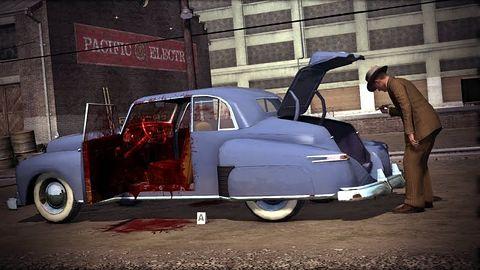 Sceny zbrodni z L.A. Noire