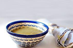 Zupa z imbirem