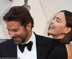 Bradley Cooper i Irina Shayk na Oscarach. Koniec spekulacji