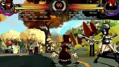 Skullgirls pokazują swoje umiejętności na długim filmiku