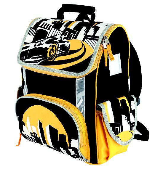 Plecak w kolorowy wzór