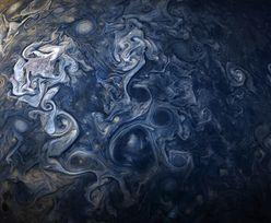 Sonda przeleciała obok Jowisza po raz dziewiąty. Wtedy uchwyciła na zdjęciu coś niezwykłego