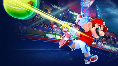 Mario Tennis Aces - recenzja. Gem, Switch i mecz