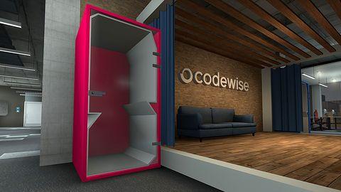 Krakowska firma Codewise odtworzyła swoje biuro w Counter-Strike'u: GO