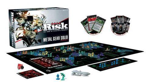 Planszowe Ryzyko w klimacie Metal Gear Solid? Czemu nie...