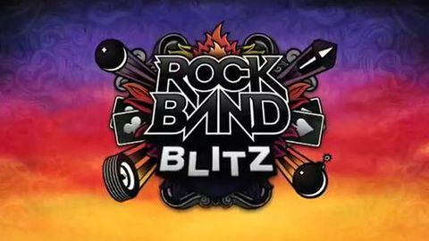 Zanim skończą się wakacje, będziemy mogli pograć w Rock Band Blitz