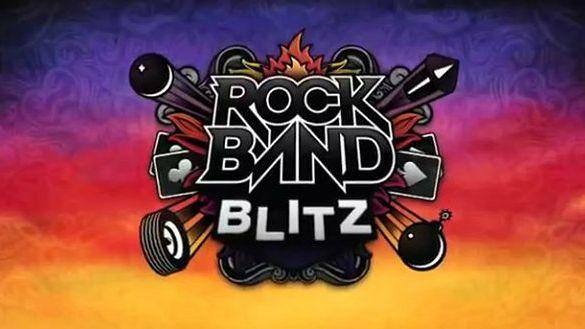Zagrajmy coś, co wszyscy znają - Rock Band Blitz [recenzja]