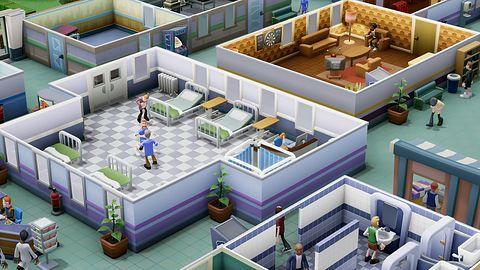 """Two Point Hospital miał być czymś """"nowym i innym"""", ale ja tam widzę bardzo dużo Theme Hospital"""