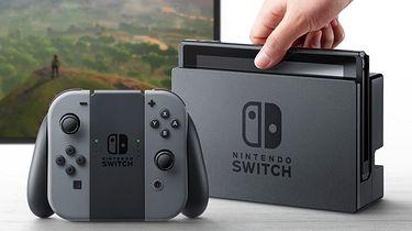 Znak zapytania przy Skyrimie oraz ekranie dotykowym, pochwały, obawy i Amiibo. Nintendo Switch rządzi dziś w mediach