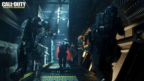 Łapka w górę czy łapka w dół? Fragment kampanii Call of Duty: Infinite Warfare dzieli widzów
