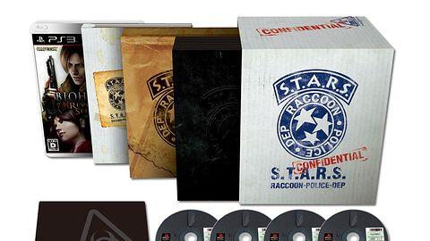 Zajrzyj do pudełka z rocznicowym wydaniem Resident Evil
