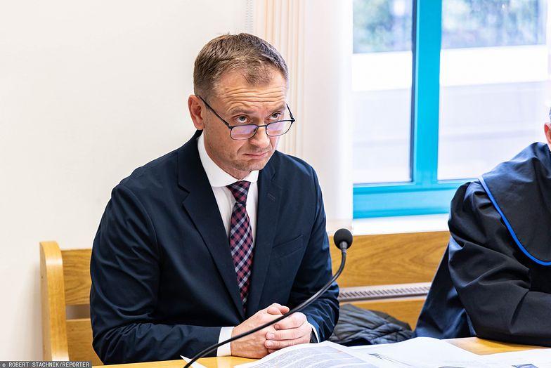 Wybory parlamentarne 2019. Sławomir Nitras w sądzie