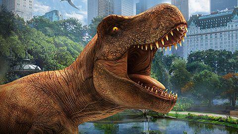 Ciekawe, czy w 2018 roku Jurassic World: Alive ma szansę na sukces
