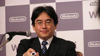 Iwata: Wii cienko przędzie, ale wyjdziemy z tego