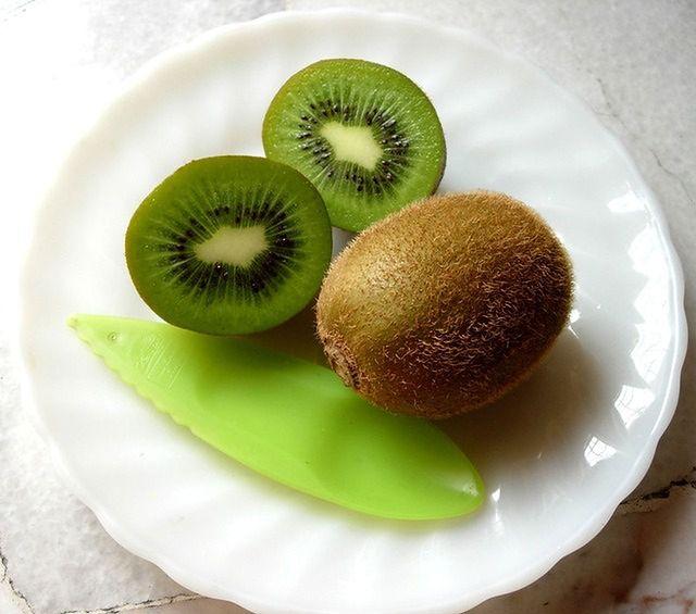 Kiwi - poziom złego cholesterolu