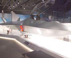 """Brytyjczycy pracują nad nowym myśliwcem. Supernowoczesny """"Tempest"""" wykorzysta broń laserową i kinetyczną"""