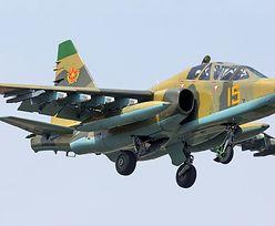 Rosja. Samolot Su-25 roztrzaskał się. Znaleźli ciała pilotów