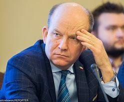 """Wybory do europarlamentu 2019. Kandydat PiS odmówił spotkania z wyborcami, wybrał telewizję. """"Byli wściekli"""""""