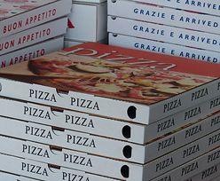 2 tysiące sztuk pizzy za darmo. Rozeszły się w 45 minut